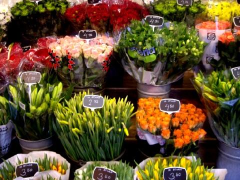 losse bloemen bestellen